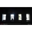 動画で紹介!完全遮光のロールスクリーン(夜間・屋外) 製品画像