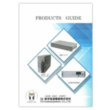 東洋電源機器株式会社「PRODUCTS GUIDE」 製品画像