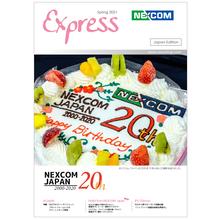 【雑誌】NEXCOM Express Spring 2021 製品画像