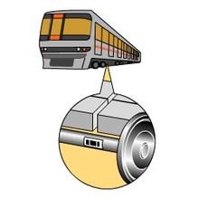 【用途例紹介】セララベルSL 電車部品 製品画像