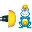 単管バリケード端末キャップ『ネオバンパーキャップ』 製品画像