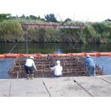 河川伝統工法 「粗朶沈床工」 製品画像