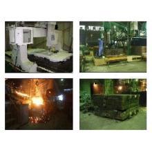 『模型から鋳造、加工までの一貫生産体制』 製品画像