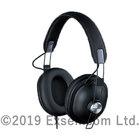 【高い密着性で騒音をカット】ヘッドホン RP-HTX70-K 製品画像