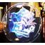 【店舗・オフィスに】3D Phantom『Wi-Fiホログラム』 製品画像