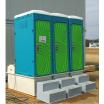 循環リサイクル方式仮設トイレ『ウォータス』 製品画像