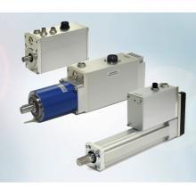 サーボモータ、電動アクチュエータ(ブラシレスACモータタイプ) 製品画像