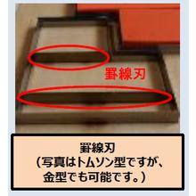 絶縁素材の曲げ加工ノウハウ【罫線(折り目)加工】 製品画像