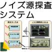 ノイズ源探査システム -ノイズ発生源を相関性計算により探知- 製品画像