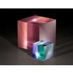 レーザーライン用キューブ型無偏光ビームスプリッター 製品画像