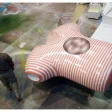 看板、テレビ・舞台造形物制作事例 某アパレルメーカー様イベント用 製品画像