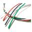 シリコンゴム電線『SLRB/cd 単線』 製品画像