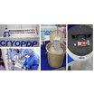 再生医療・極低温・凍結細胞輸送ドライシッパー『CRYOPDP』 製品画像