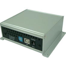 USB2.0対応 絶縁型・高機能アナログ入出力ユニット 製品画像