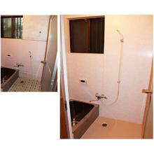 【施工事例】在来浴室リニューアル 製品画像