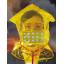 火災避難用防煙フード型マスク『ライフキーパーS』 製品画像