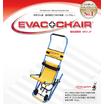 階段避難車イーバックチェア(専用スタンド付) 製品画像