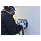 ウォータークリーンM工法(集塵装置付き水洗工法) 製品画像