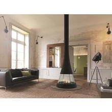 フランス製薪用フード型暖炉「リネア 914」 製品画像