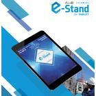 スマホでの顔認証入退場登録でCCUS連携が可能『e-Stand』 製品画像