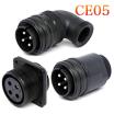 【CE05】TUV規格取得 IP67防水コネクタ 欧州向け機器に 製品画像