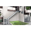 屋外用オープン階段『STEEL JACK ZIN』 製品画像