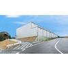 【施工事例】システム建築 営業1類倉庫(茨城県) 製品画像