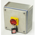 防塵防水対応 安全スイッチボックス 製品画像