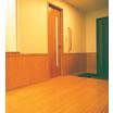 建築内装材『バンブーモダン 玄関巾木・上がり框』 製品画像