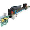 ハイテン材コイル加工シートレール成形ライン 製品画像