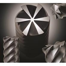 高硬度材加工用ソリッドエンドミル「ワンカット70」 製品画像