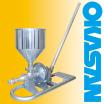 モルタル・セメントミルク圧送・注入用ダイアフラム式ハンドポンプ 製品画像