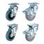 平付けプレート クッションキャスター 940BBE/935BBE 製品画像