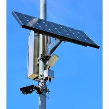 監視カメラ SEMI-LED4P-JH3+KER-AHD1080 製品画像