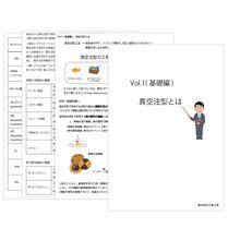 Vol.1(基礎編) 真空注型とは 製品画像