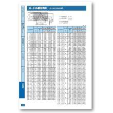 【技術資料】メートル細目ねじ 製品画像