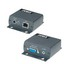 VGA・ステレオ音声 CAT5e伝送器 VE01HA 製品画像