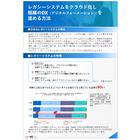 【資料】レガシーシステムをクラウド化し組織のDXを進める方法 製品画像