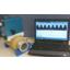 ワイヤーソーメインローラー溝形状検査装置 型式 MRI-1500 製品画像