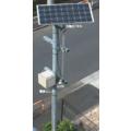 電力の確保が困難な場所でも監視カメラの設置を可能にします! 製品画像