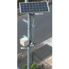 電力供給が難しい場所でも監視カメラの設置を可能にします! 製品画像
