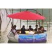 水上遊具・海上遊具『バーベキューボート』 製品画像