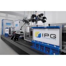 試験装置 ステアリング・イン・ザ・プール・テストベンチ 製品画像