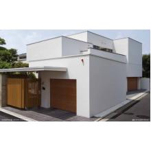 住宅ガレージドア/天然木・重厚で存在感のある「モクバード」 製品画像