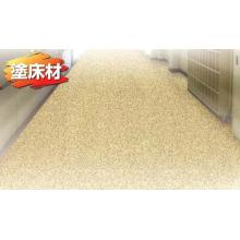 ウレタン厚塗用弾性床材「パールフロアーマーブルイン」 製品画像