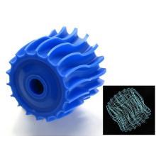 MCナイロン 複合曲線加工部品及び3D図面作成 製品画像
