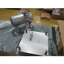 加圧硬化装置「型式:MLP-320」 製品画像