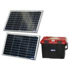 【レンタル】ポータブル太陽光発電システム『SOBAT』 製品画像