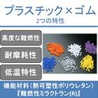 機能材料(熱可塑性ポリウレタン)『難燃性ミラクトラン(R)』 製品画像
