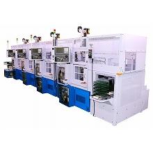 小型精密CNCクシ刃型旋盤『ガントリーローダー仕様』 製品画像